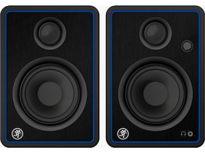 "CR4-XLTD BLUE - Limited Edition Blue 4"" Monitors"
