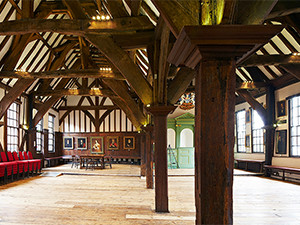 The Merchant Adventurers Hall, York image
