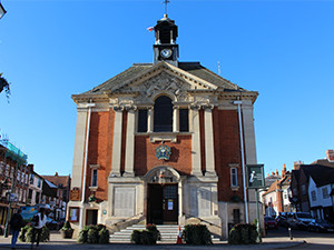 Henley Town Hall image