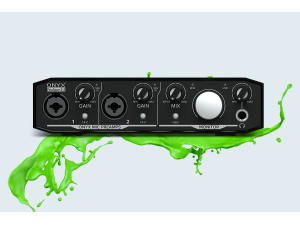 NEW! Mackie Onyx USB audio interfaces now available image