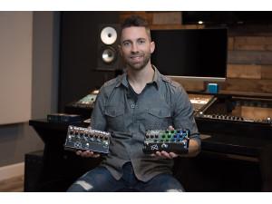 Jordan Honsinger uses Radial for stage and studio image