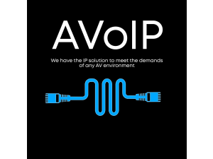 What is AVoIP? image