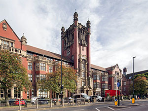 Newcastle University image