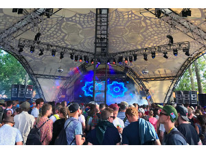 Glade at Glastonbury image