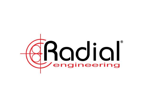 Radial image