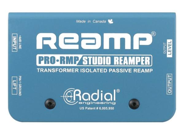ProRMP - Passive Reamper