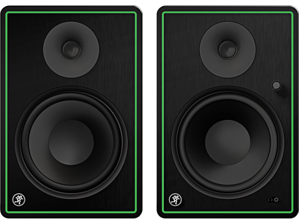 "Mackie CR8-XBT 8"" Multimedia Monitors"