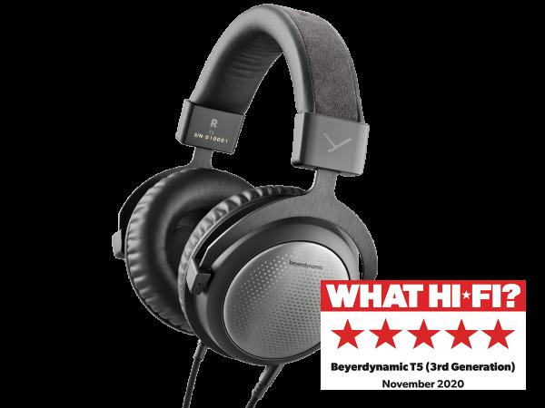 T5 (3rd Generation) Closed-Back Premium Headphones