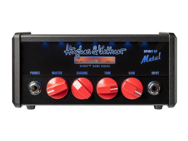 Spirit Nano Head - Spirit of Metal Guitar Tone Generator