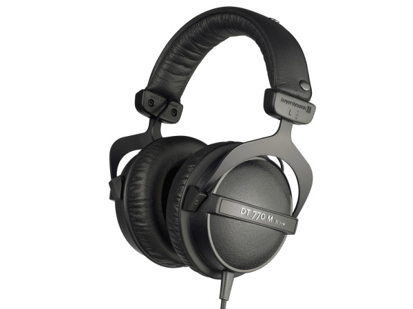 beyerdynamic DT 770 M Closed Dynamic Headphones (80 Ohm)