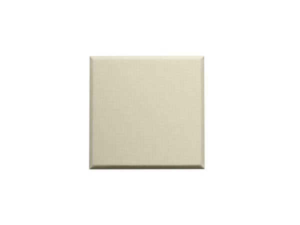 "Control Cube 2"" Square Edge - Beige Acoustic Wall Panel"