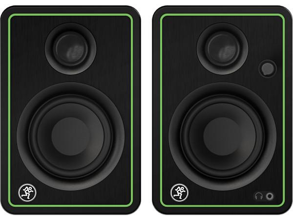 "CR3-X 3"" Multimedia Monitors"