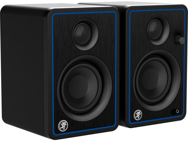 "CR3-XLTD BLUE - Limited Edition Blue 3"" Monitors"