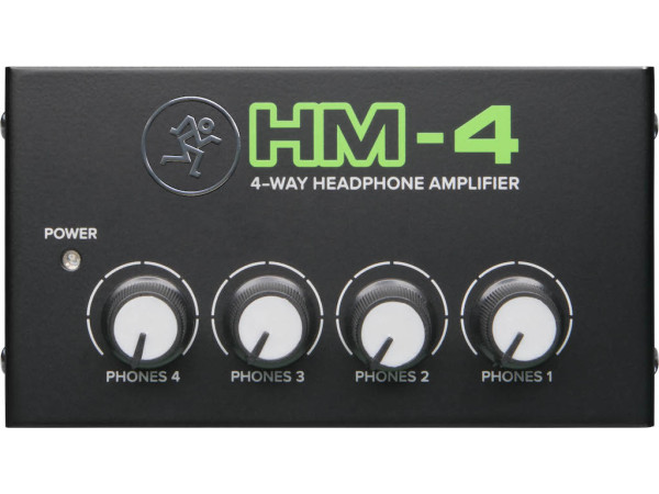 HM-4 4-Way Headphone Amplifier