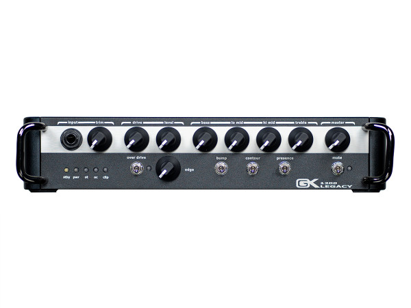 Legacy 1200 - 1200-1200w Bass Amplifier