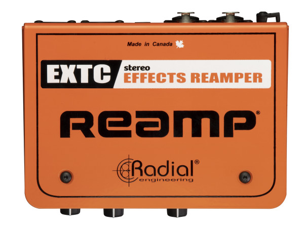 EXTC Stereo Guitar Effects Interface & Reamper