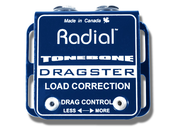 Tonebone Dragster - Super compact load correction device