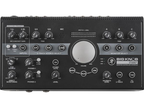 Big Knob Studio+ 4x3 Studio Monitor Controller
