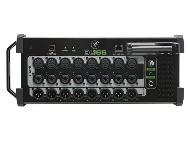 DL16S 16 Channel Wireless Digital Mixer