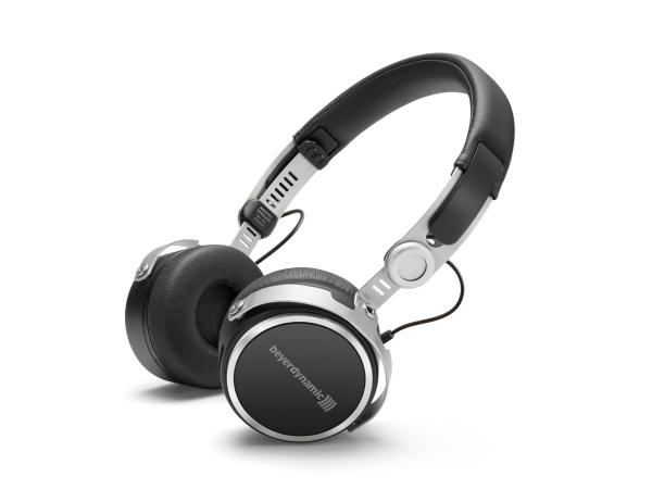 Aventho Wireless in Black Stereo Headphones with Bluetooth (32 Ohm)
