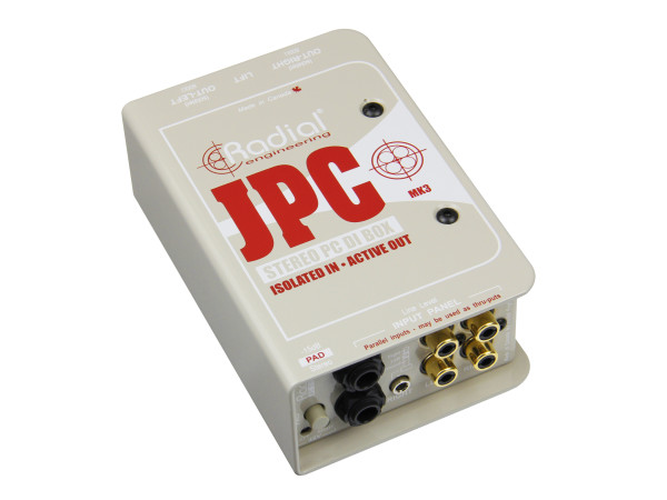 JPC Computer Direct Box
