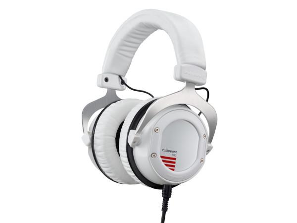 Custom One Pro Plus in White (16 Ohm)