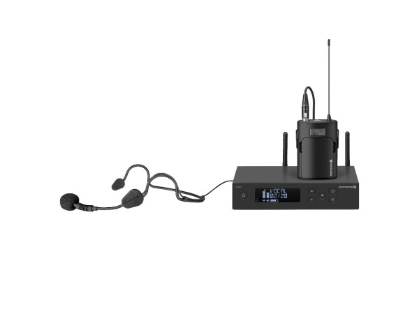 TG 534 Headworn Set (606-636 MHz, Channel 38)