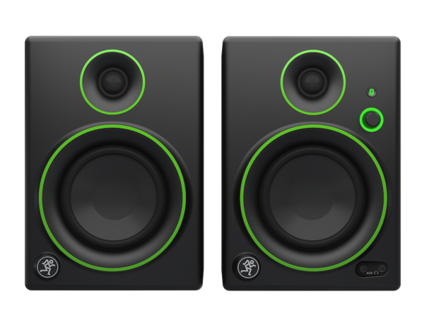 CR4BT Multimedia Monitors (pair) with Bluetooth