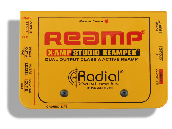 X-Amp Active Re-Amplifier