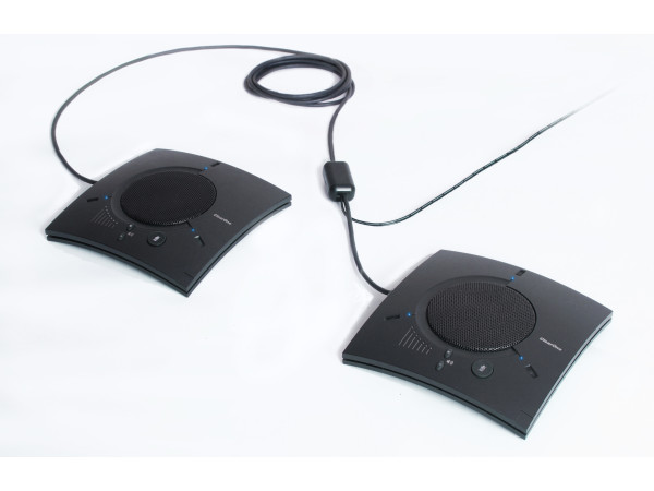 CHATattach 2 x 150 USB Speakerphones