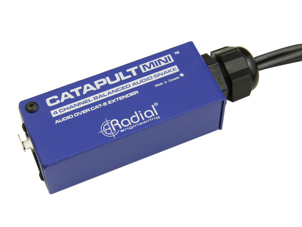 Catapult Mini RX 4-Channel Receiver