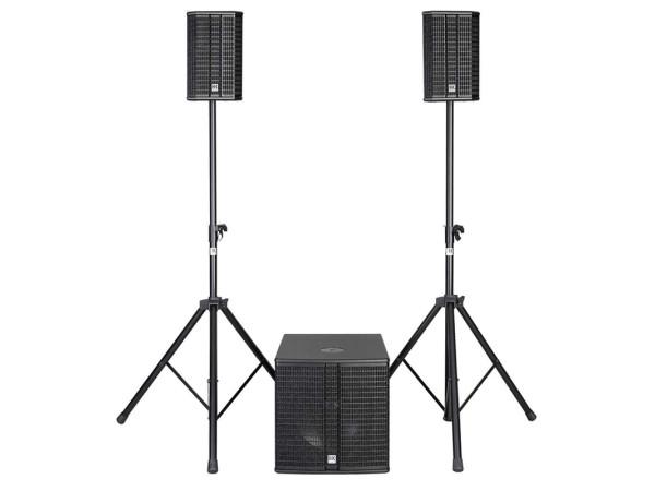 LUCAS 2K15 Active Loudspeaker