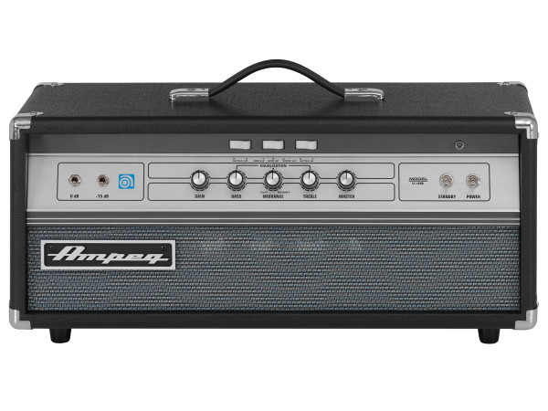V-4B 100W All-Tube Bass Head