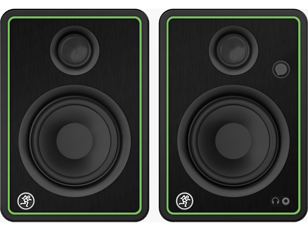 "CR4-X 4"" Multimedia Monitors"