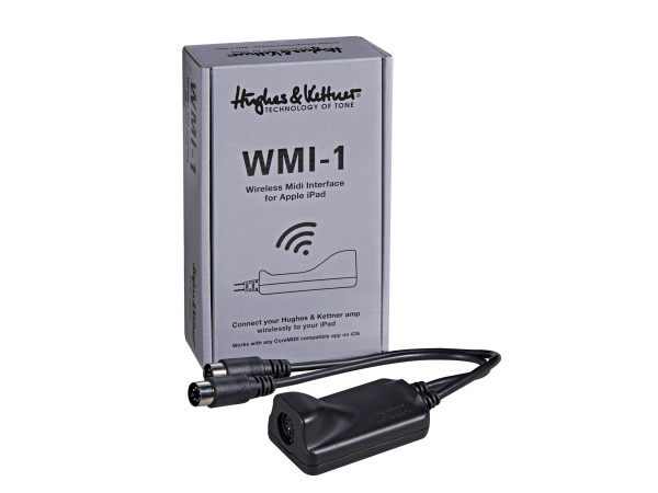 WMI-1 - Wifi MIDI GrandMeister Interface