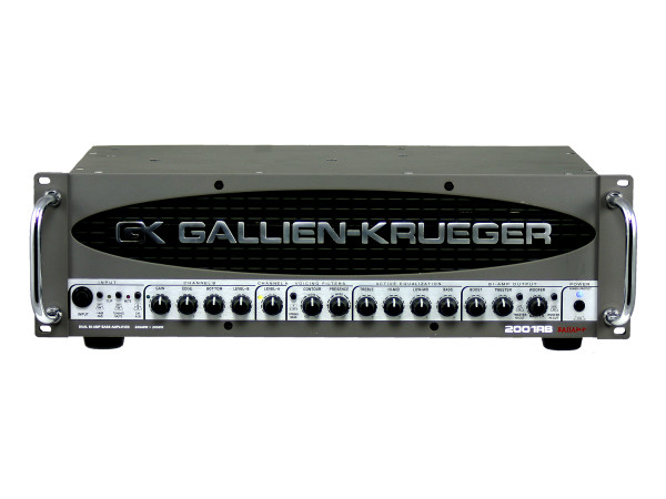 2001 RB-II Solid State Bass Amplifier
