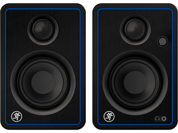 "CR3-XLTD BLUE - Limited Edition Blue 3"" Monitors"