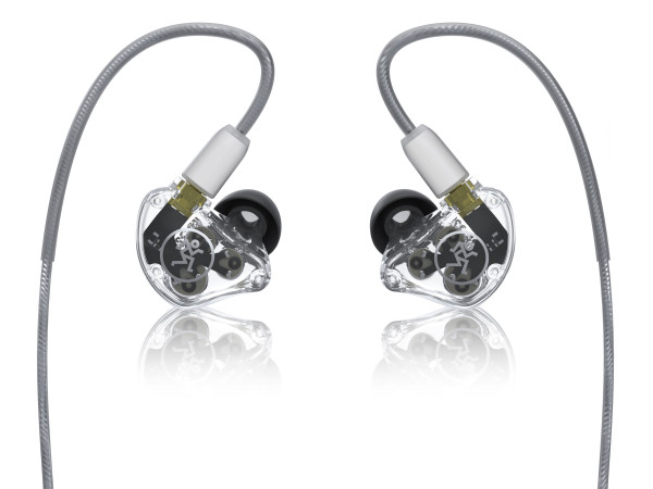 Mackie MP 320 Professional In-Ear Monitors