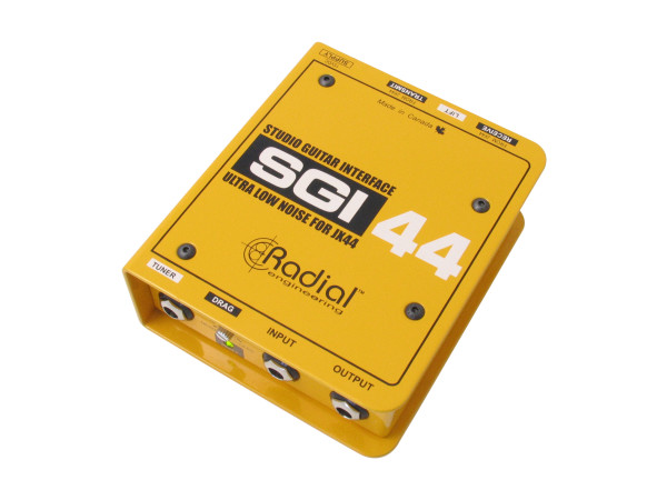 SGI-44 - Studio Guitar Interface