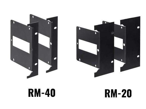 RM-20 Rack Mount Set