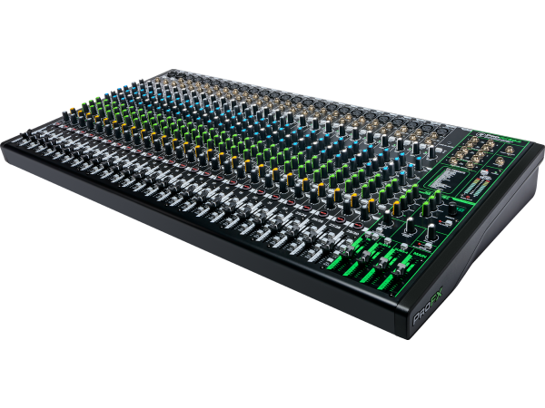 ProFX30v3 - 30 Channel 4-bus Effects USB Mixer