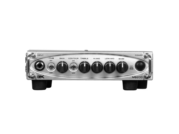 MB 200 Lightweight Bass Head