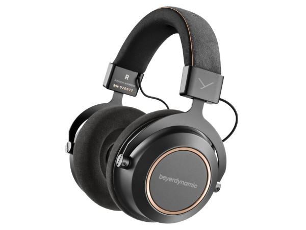 Amiron Wireless Copper High-end Bluetooth Headphones