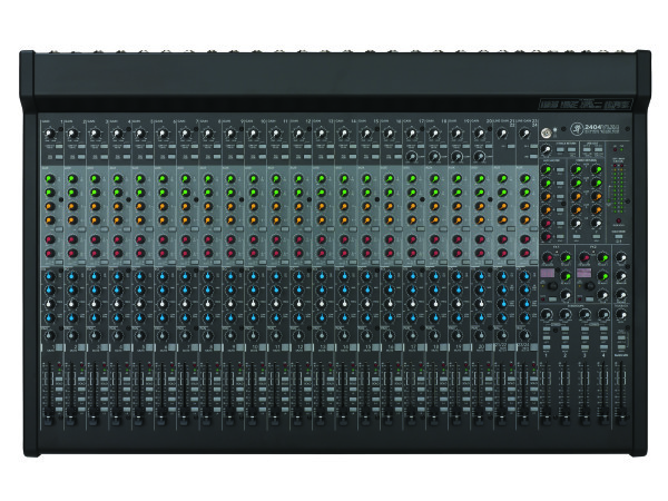 2404-VLZ4 24 Channel 4 bus FX Mixer with USB