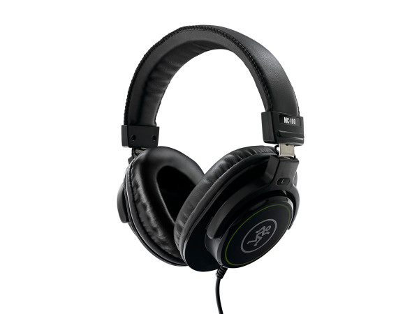 MC-100 Professional Closed-Back Headphones