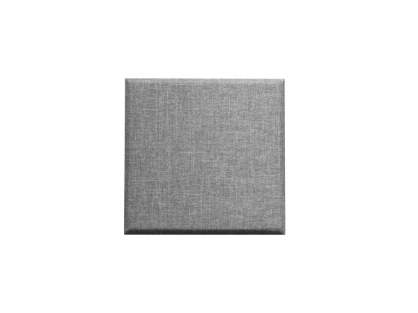 "Control Cube 2"" Square Edge - Grey Acoustic Wall Panel"