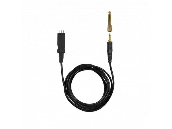 "K 100.07 3m Straight Cable for DT 100 - 3.5mm Stereo Jack with 1/4"" Adapter"