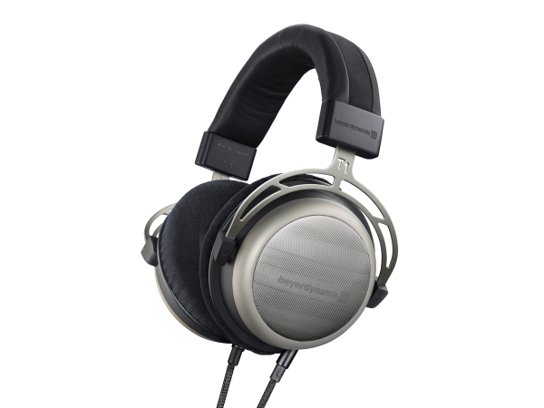 T 1 2nd Generation Semi-open Dynamic Headphone (600 ohm)