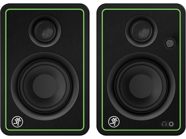"Mackie CR3-XBT 3"" Multimedia Monitors"