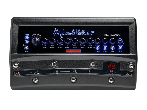 Black Spirit 200 Floor Guitar Amplifier